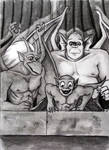 Gargoyles The Trio