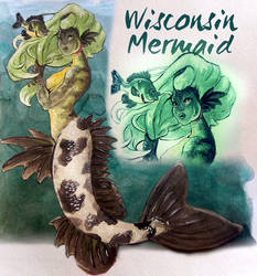 Wisconsin Mermaid