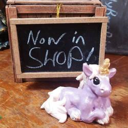 New in shop Unicorn