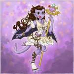 Puella Magi Angela Magica  by HollyRoseBriar