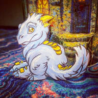 DML Snowpelt Dragon
