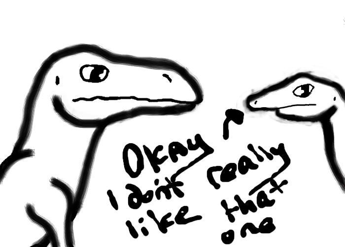 Dinosaurs by Holsmetree