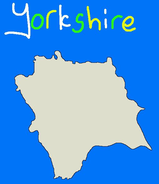 Yorkshire by Holsmetree