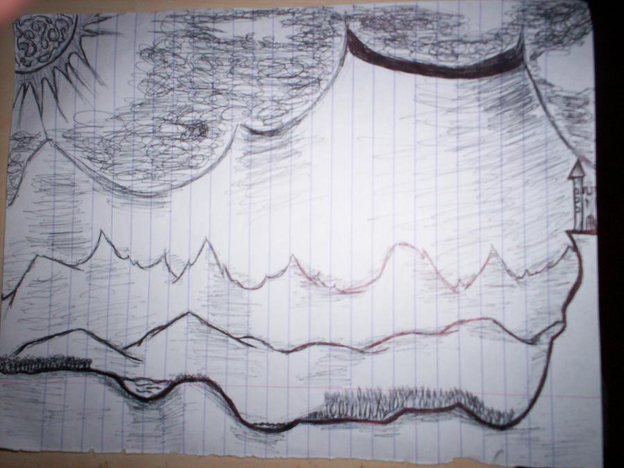 Fantasy land by Holsmetree