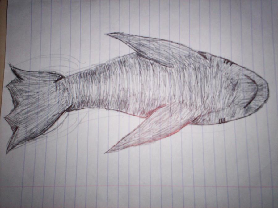 Shark by Holsmetree