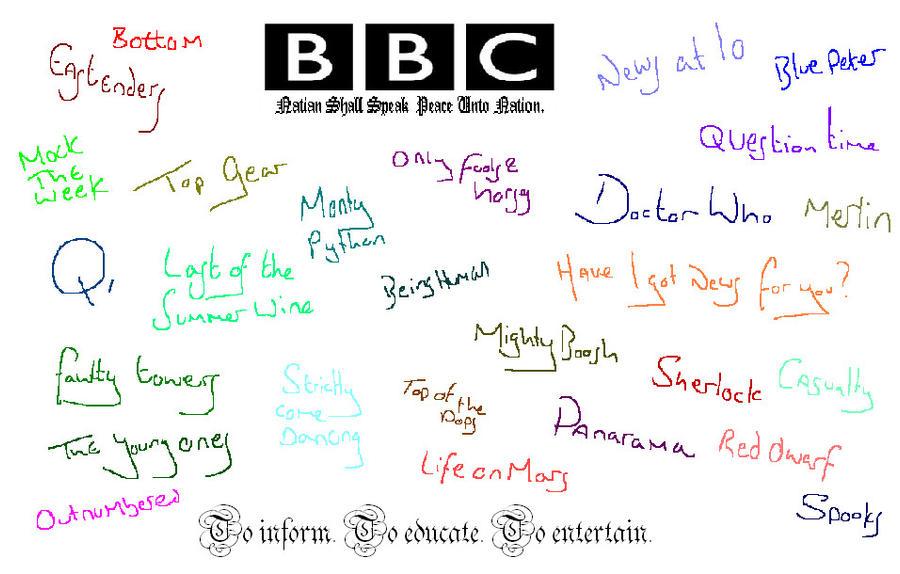 BBC by Holsmetree
