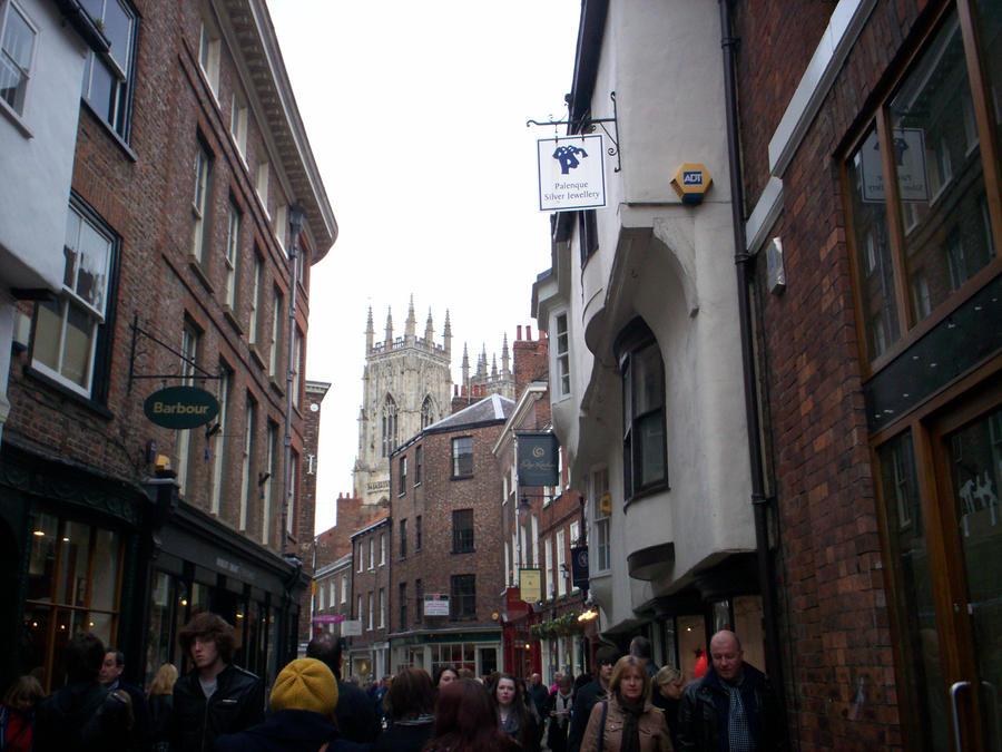 York by Holsmetree