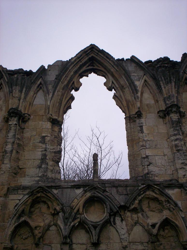 York ruins 2 by Holsmetree