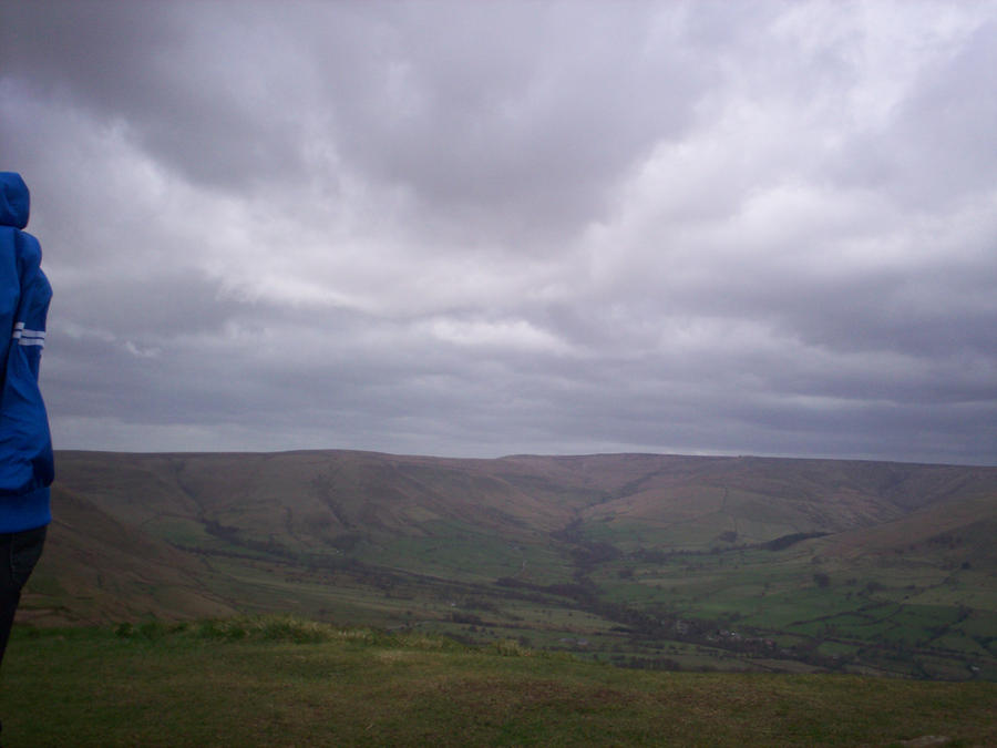 Top of Mam Tor by Holsmetree