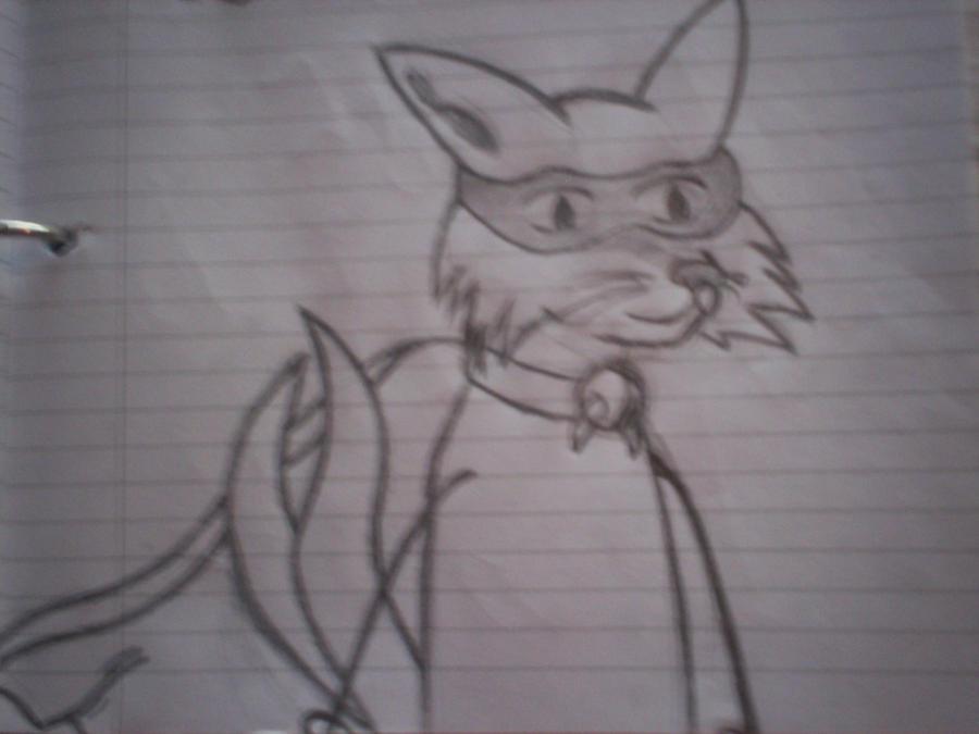 Captain Cat by Holsmetree