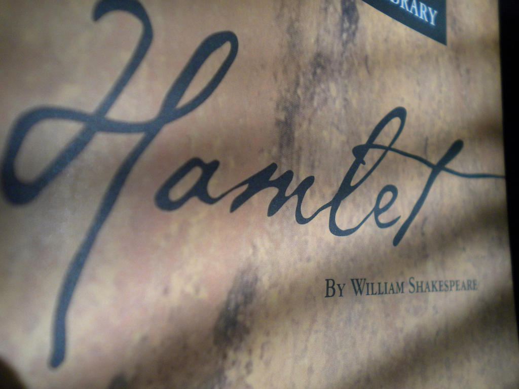 shakespeare s hamlet through a historical lens In the first act of william shakespeare's hamlet, the ghost of the dead king of   ghost in hamlet, considering both its uncanny theatrical power and the historical .