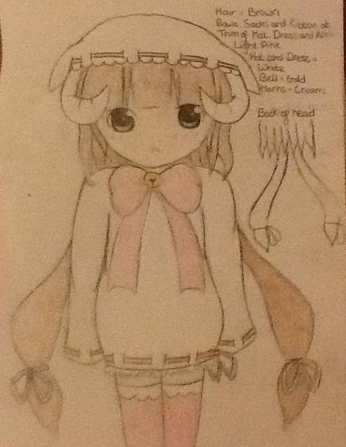 my oc sugar ref (outfit edit) READ DESCRIPTION by BeriBeri-Chuu
