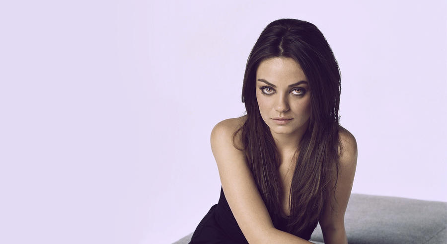 Mila Kunis HD Wallpaper 1980x1080 by VitaminDesigns