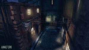 Alley Way NightShot