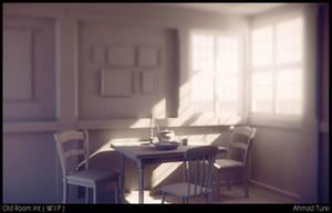 Old Room Int ( W.I.P ) by AhmadTurk
