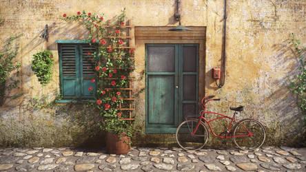 Door Step by AhmadTurk