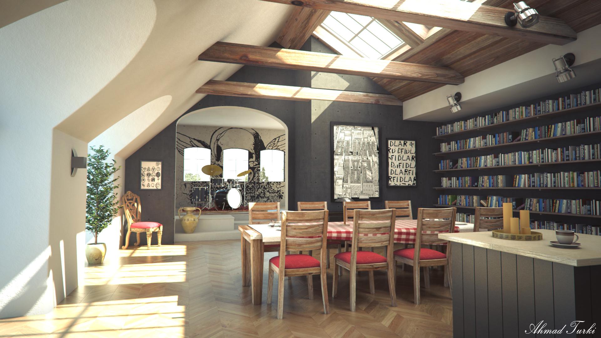 Book Shop By AhmadTurk