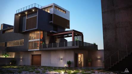 Exterior by AhmadTurk