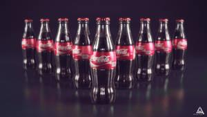 Coca Cola Bottles by AhmadTurk