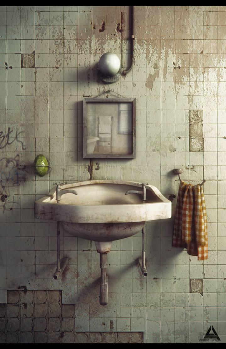 Toilet Day Shot by AhmadTurk