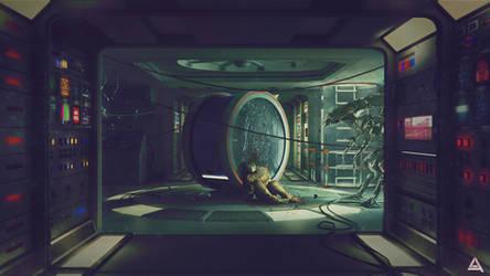 Alien Attack by AhmadTurk