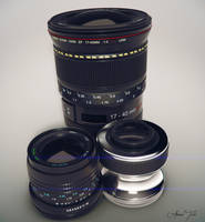 Camera Lens by AhmadTurk