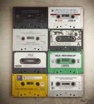 Cassette Tapes !