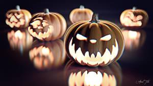 Halloween by AhmadTurk
