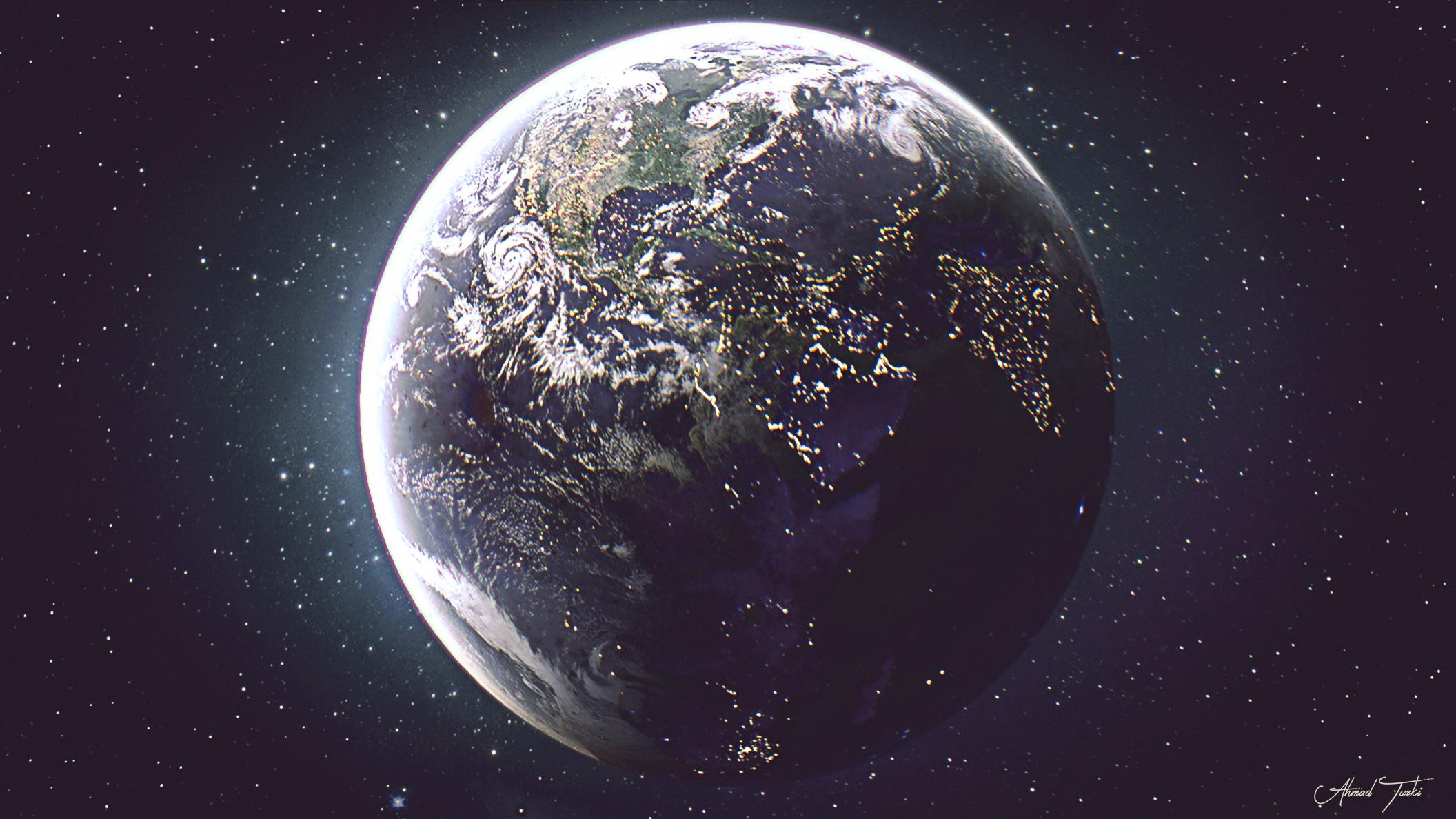Earth by AhmadTurk