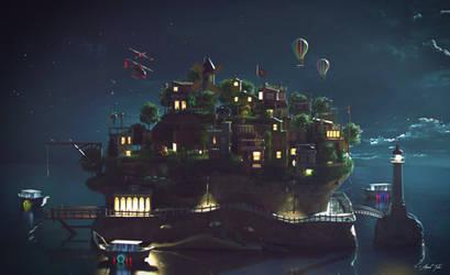 Island V02 by AhmadTurk