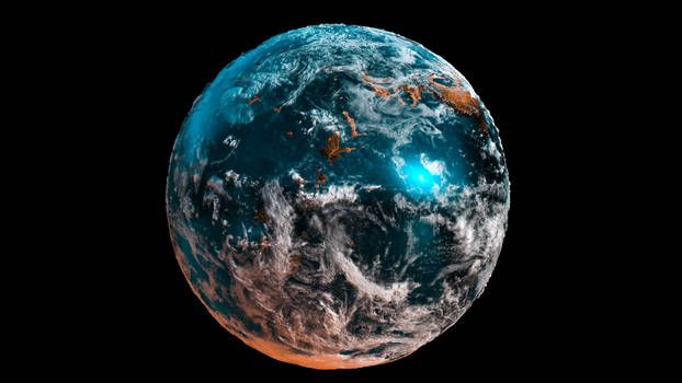Planet Earth !