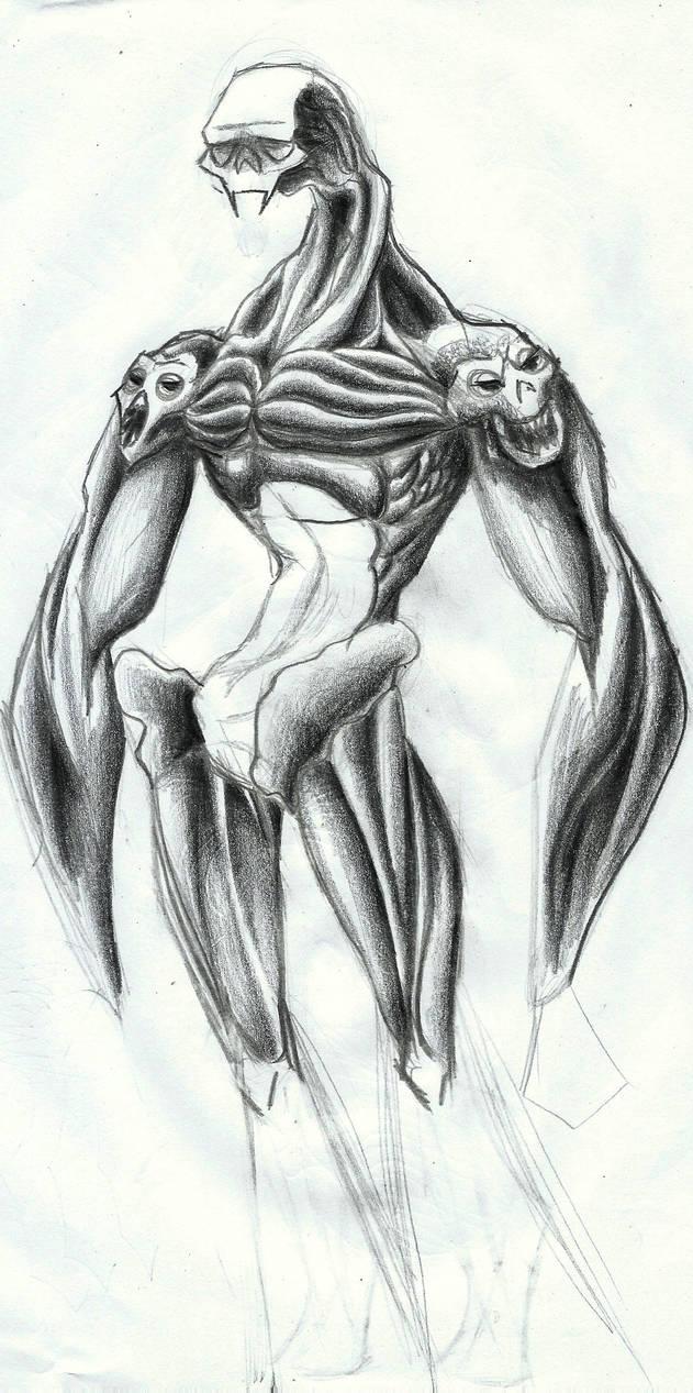 Deformidad Monstruosa #8