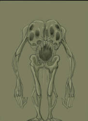 Deformidad Monstruosa #4 by 00Zombie00