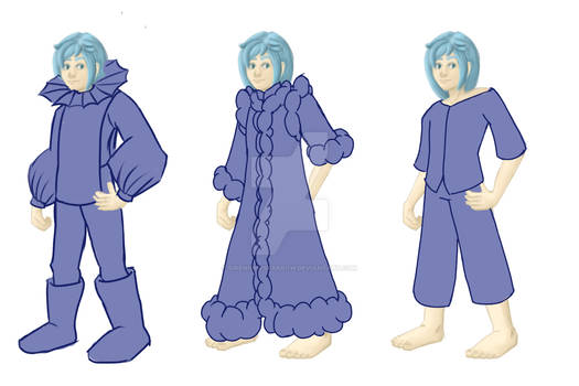 Outfit Concepts Second Batch