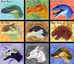 AROKAI Dragon Head Ideas