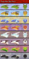 Dragon Horn Types Part1