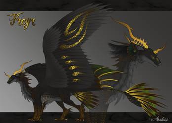 Valkyrerjar Adopt - Freyr by Araless
