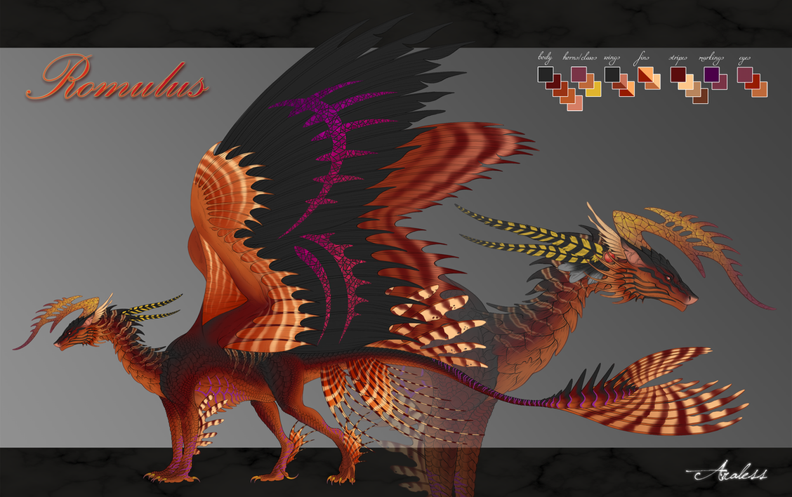 Valkyrerjar Adopt: Romulus by Araless
