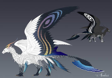 Tiamat V.3 by Araless