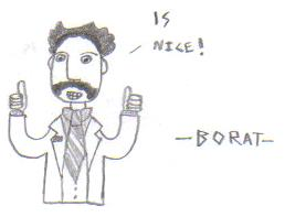 Borat by TommEdge4Life