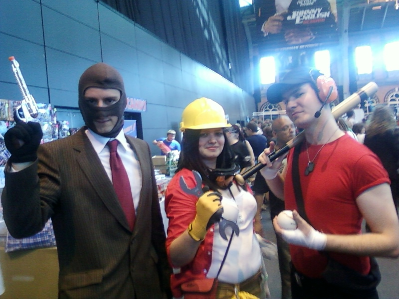 TF2 Red Team by TommEdge4Life
