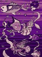 Fish.Seventeen by thetauche