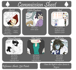 Commissions [Points+Paypal] Open
