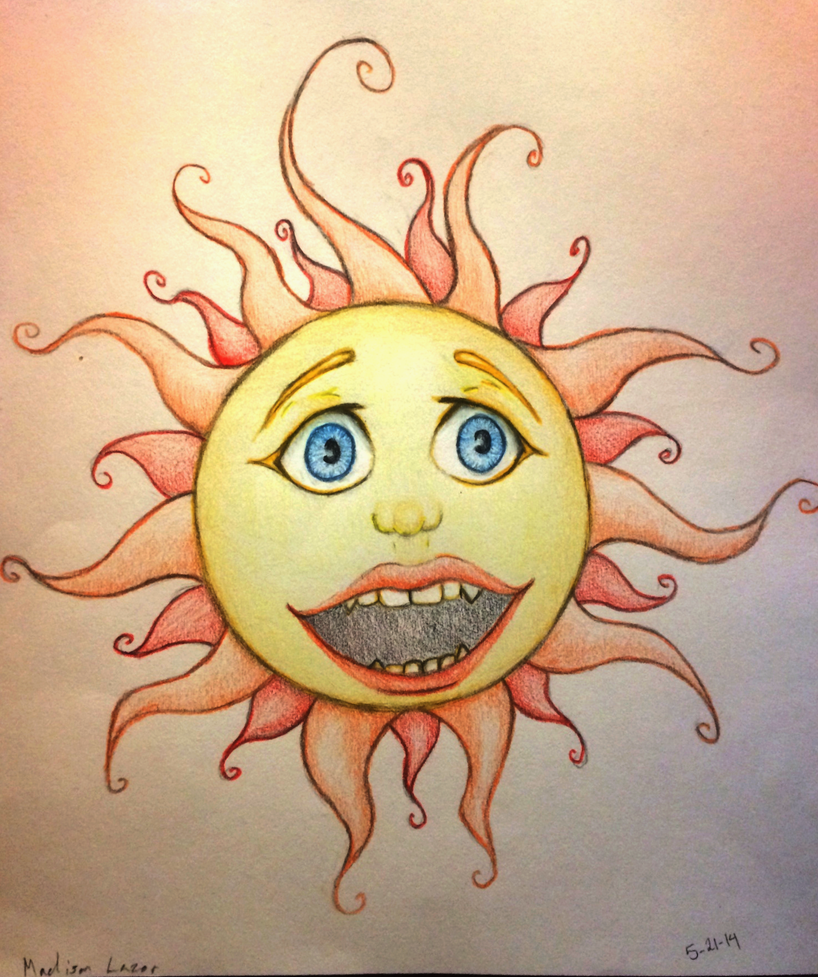 Mr Sun by wolfkisses101