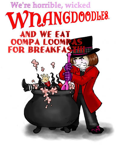 Whangdoodles by loonylucifer