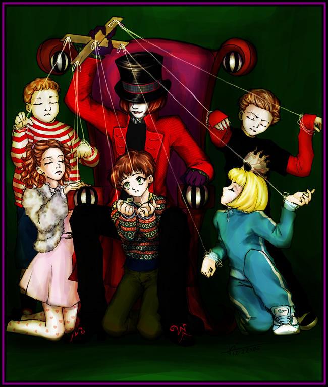 Puppet Master By Loonylucifer On DeviantArt