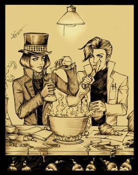 Teamwork: Wonka, Lecter