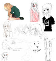 Sketch dump#forgotten by Veilicious