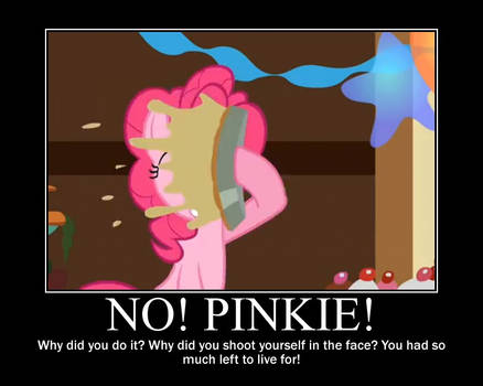 Pinkie Pie Motivational