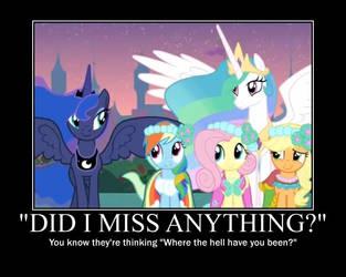 Princess Luna Motivational